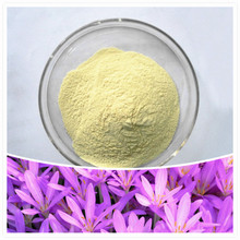 China Colchicum autumnale extract 99% colchicine powder with cas 64-86-8