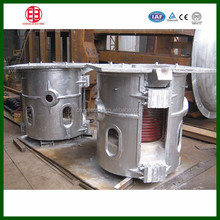 medium frequency induction smelter