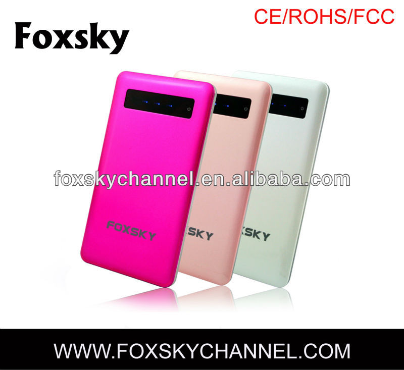 Laptop Power wholesale cheapest price 5000mAh Mobile phone charger Price
