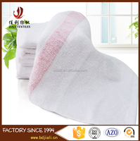 Alibaba express china 100% cotton small white custom bathroom hand towels