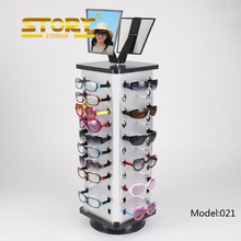 STORY Table lighted sunglasses aluminum display stand