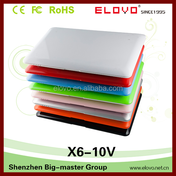 China cheapest 10 inch oem laptop with camera wifi manufacturer