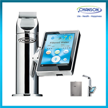 2016 Wholesale japanese water filter alkaline purification system