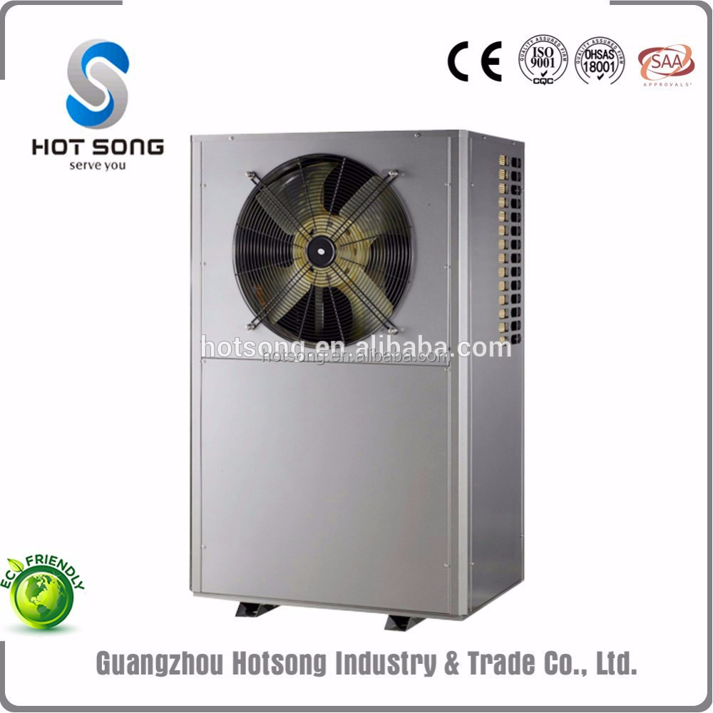 mini residential all in one air source heat pump boiler 19kw