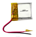 Mini size 3.7v Norminal voltage 170mah Lithium Polymer Rechargeable Battery for Bluetooth headset