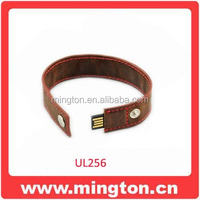 Bracelet leather flash drive 8gb