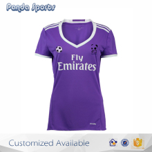 wholesale customized football shirt women jersey