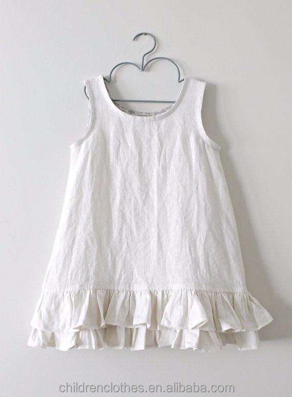 Summer dress top girl with pictures beautiful white fairy dress long princess dress