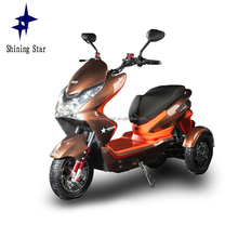 1000W brushless dual drive 60V 20AH self balancing adult electric motorcycle