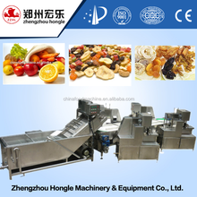 Stainless Steel Dried Fruit Processing Machine, Dried Cherry Tomato Process Line, High Quality Dried Fruit Processing Machine