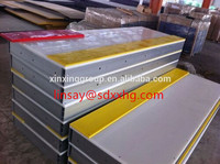 extruded pe sheet 7-15 mm thickness,hockey rinks and demountable systems for multi-purpose,plastic boards/barrier/fence