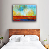 2016 professional modern famous artist abstract painting canvas art