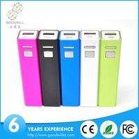 FCC certificated new products hot selling jump start power bank with cable
