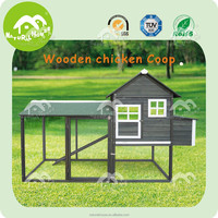 High- quality Large Outdoor Wooden Chicken Cage