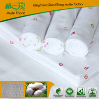 Hot sale Breathable bamboo fabric printing sterile for cloth diaper