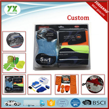 China Car Care Products Microfiber Washing Took Kit