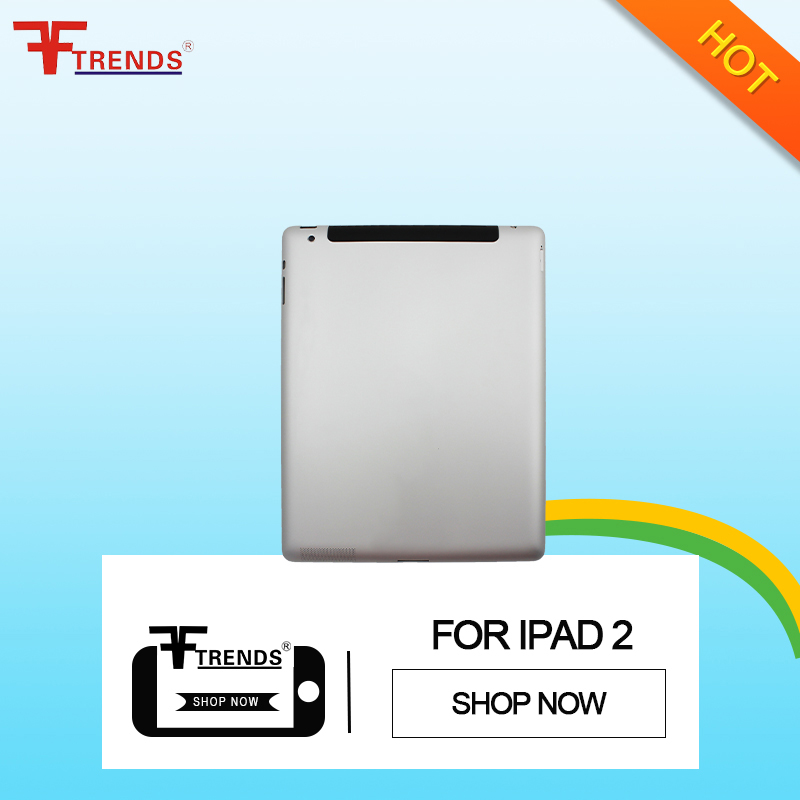 3G Wifi Version silver back cover housing replacement for ipad 2 3 4 1 5 6 , Brand new touch screen for ipad 2