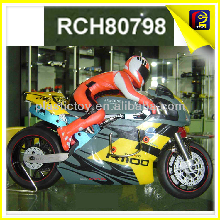 1:5 nitro gas motorbike gas power rc 380 motor RCH80798