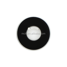 Yearly Soft and Clear Crazy Contact Lenses, Larruping Black Circle Contact lens/Cheap price with a distinctive style