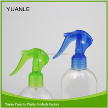 High quality plastic mini trigger sprayer made in china