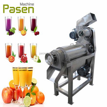 Industrial pineapple juicer / Fruit juice maker / High quality vegetable pulping machine