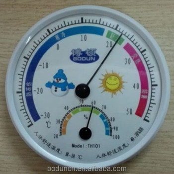 In-outdoor Thermo-Hygrometer