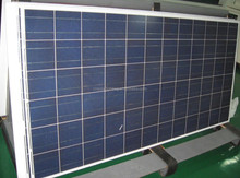 Polycrystalline 210W high transmission rate solar panel