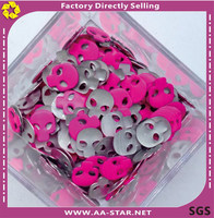 Wholesale Hotfix Metal Studs Hot Fix Rhinestone Neon Studs For Clothing