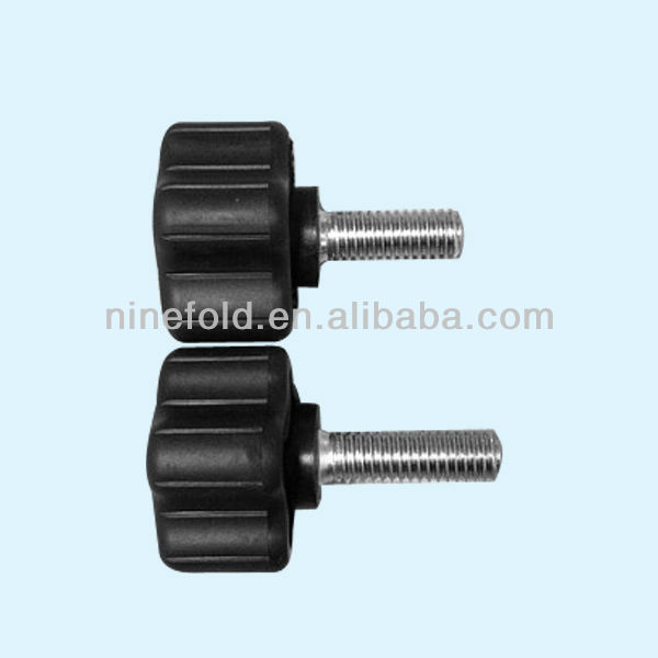 Injection molded plastic part/ Custom plastic knobs