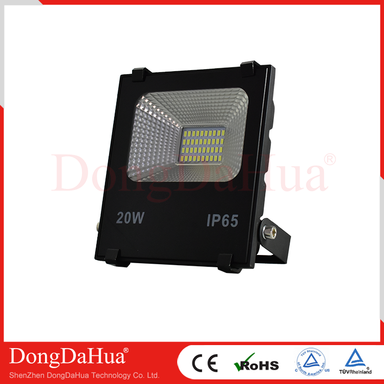 Factory direct CE IP65 ultra thin led flood light