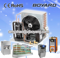 ice cream machine with boyard refrigeration compressor replace france tecumseh compressor condensing unit