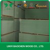 Water resistant MDF board green MDF