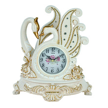 Goose Design Desk Clock Luxury Table Clock for Home 1478