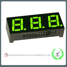 mini alphanumeric led 7 segment display