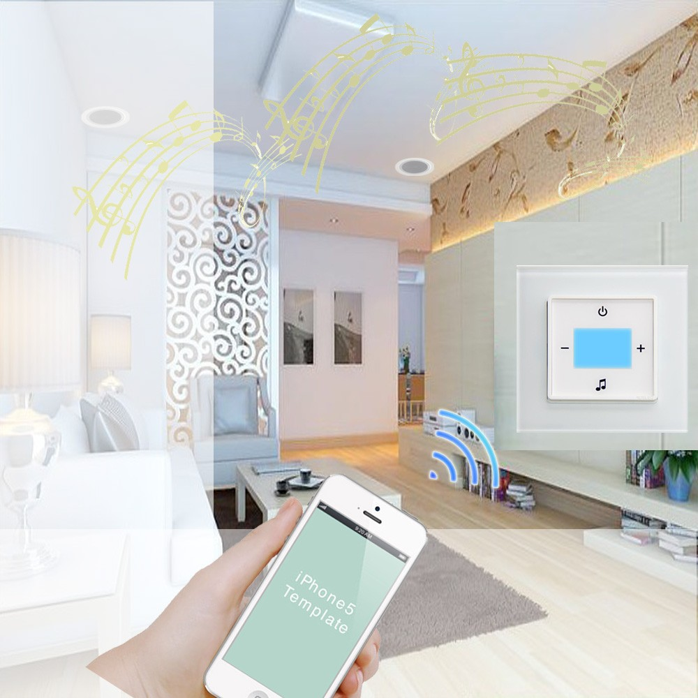 새로운 디자인 무선 홈 제어 시스템 스마트 가정에서-원격 제어 ...