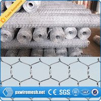 china manufacturer cheap hot dipped galvanzied hexagonal wire mesh(have a stock)