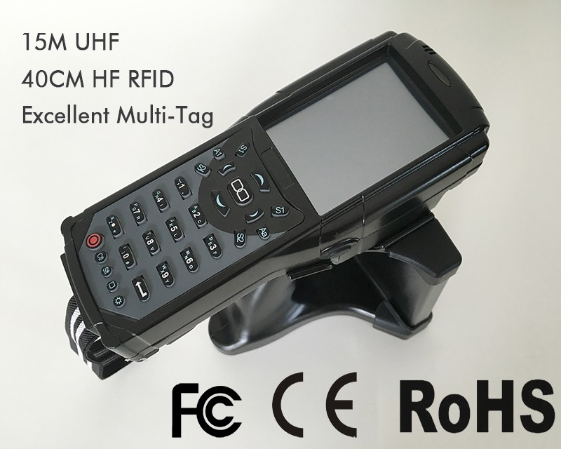 barcode jewelry system RFID gps wifi barcode Scanner Rugged Handheld Computer UHF GPS Rugged PDA Barcode & WIFI WinCE 6.0 R3