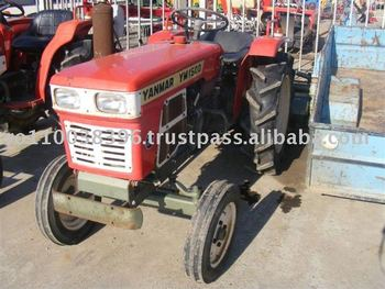 Yanmar YM1500 mini farm tractor
