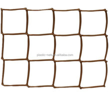 Plastic HDPE Extruded Square Mesh Trellis Yard Garden plant support Fence mesh border lawns edge netting