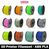 3D Printer abs/pla Filament For 3D Printer (Hot-Sale)