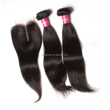 Wholesale Market Remy Lace Front Closure With Baby Hair&Grade 9A Virgin Hair&7A Unprocessed Russian Straight Virgin Hair