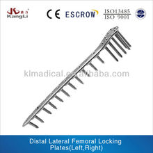 Orthopedic fracture Femoral Locking Plates Implants