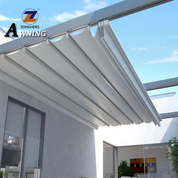 Professional aluminum pergola awning gazebo with best price