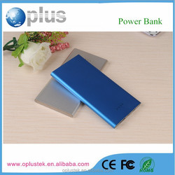 Promotional Credit Card Power Bank!RoHS Power Bank 8000Mah,USB Power Bank Charger,External Battery