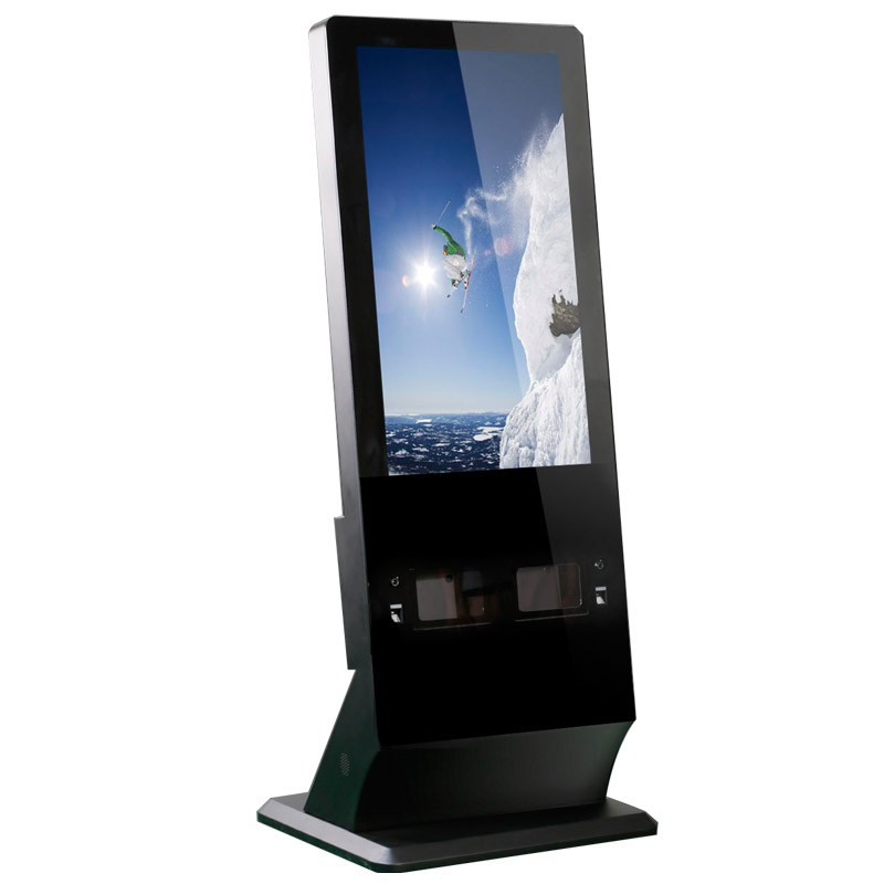 42 inch Fingerprint Lock touch screen all in one computer (VM420T)