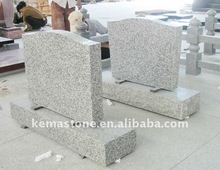 G603 Grey Granite Tombstones and Monuments