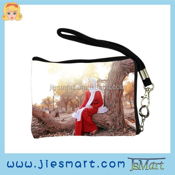 Digital printed camera bag cellphone bag photo bag