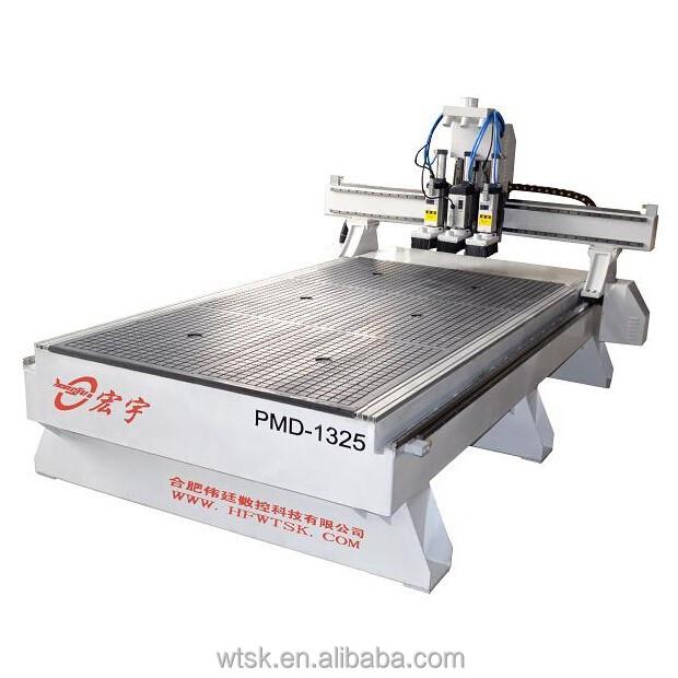 Hsd Spindle Servo Motor 1325 3d Cnc Wood Carving Machine Buy Cnc Wood Carving Machine Atc Wood