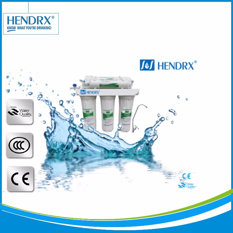 household mini 4 stage ro system nano water filter purifier