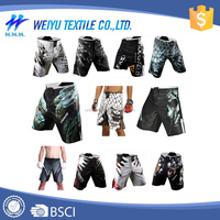 Cheap MMA Fight Shorts,Wholesale Custom MMA Shorts,Gym Men Training MMA Shorts